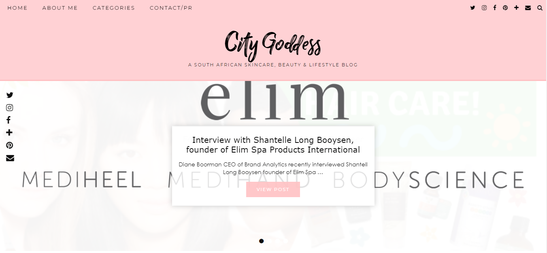 City Goddess