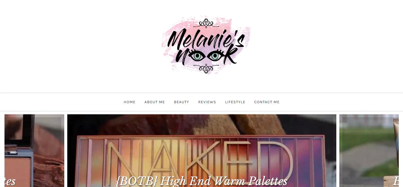 Melanies Nook